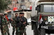 Quân đội chính phủ Syria chiếm giao lộ chiến lược tại Raqqa