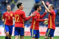 """Lịch trực tiếp: Nhà vô địch nhập cuộc, Italy """"đại chiến"""" Bỉ"""