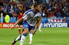 Hạ gục Bỉ, đội tuyển Italy khởi đầu hoàn hảo tại EURO 2016