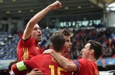 Công thức chiến thắng của đương kim vô địch Tây Ban Nha