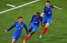 Tuyển Pháp vào vòng 1/8: Điều tuyệt vời dành cho phút cuối