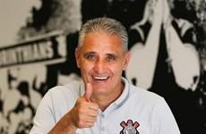 Brazil công bố huấn luyện viên mới thay thế Carlos Dunga