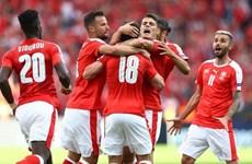 Kết quả EURO 2016: Xác định đội tuyển đầu tiên vào vòng 1/8