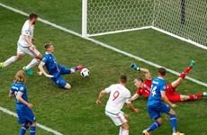 Cận cảnh Iceland đánh rơi chiến thắng lịch sử đầy đáng tiếc