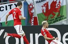 Đội tuyển Xứ Wales và Anh thẳng tiến vào vòng 1/8 EURO 2016