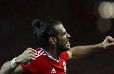Cận cảnh Ramsey và Bale tỏa sáng đưa Xứ Wales vào vòng 1/8