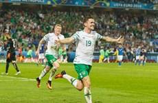 Thắng sốc Italy, CH Ireland hiên ngang đối đầu Pháp ở vòng 1/8