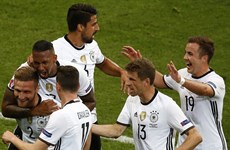 Cầu thủ Đức được thưởng bao nhiêu tiền nếu vô địch EURO 2016?