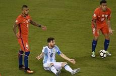 Messi đã chơi dưới sức trong trận đấu quan trọng nhất Copa