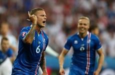 Cận cảnh chiến thắng kỳ vĩ của đội tuyển Iceland trước Anh