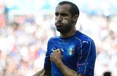 Giorgio Chiellini - Trái tim nơi hàng thủ đội tuyển Italy