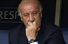 HLV Vicente del Bosque từ chức sau thất bại ở EURO 2016
