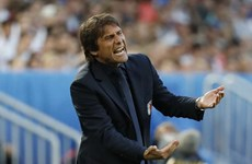 """Antonio Conte và Joachim Loew nói gì sau """"đại chiến"""" Đức-Italy?"""