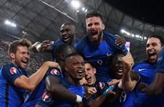"""Thắng tuyển Đức, Pháp """"đại chiến"""" Bồ Đào Nha ở chung kết"""