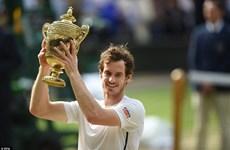 Hạ gục Milos Raonic, Andy Murray lần thứ 2 vô địch Wimbledon