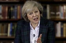 Bà Theresa May hứa đưa Anh rời EU thành công nếu làm Thủ tướng