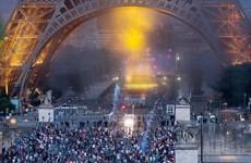 Bạo loạn tại Paris trong đêm diễn ra trận chung kết EURO 2016