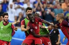 Bồ Đào Nha-Pháp 1-0: Eder đưa Bồ Đào Nha lên đỉnh châu Âu