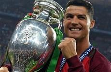 Cristiano Ronaldo nói gì khi cùng Bồ Đào Nha vô địch EURO?