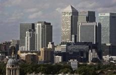 Các ngân hàng châu Âu tại Anh cần bổ sung 30-40 tỷ euro tiền vốn