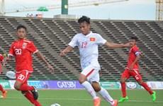 U16 Việt Nam sẽ phải đá trận cuối vòng bảng vào sáng sớm