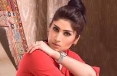 """Kim Kardashian của Pakistan"" bị em trai sát hại vì danh dự"