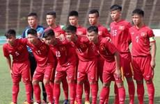 Thay đổi giờ thi đấu trận bán kết của đội tuyển U16 Việt Nam
