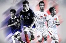 Lịch thi đấu bán kết của tuyển U16 Việt Nam tại giải U16 AFF Cup