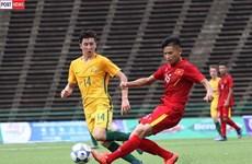 Hạ U16 Campuchia, U16 Việt Nam tái ngộ U16 Australia ở chung kết