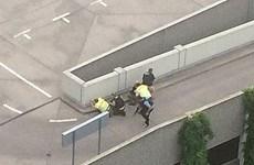 Video cảnh sát Đức đấu súng với kẻ khủng bố tại hiện trường