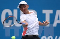 Lý Hoàng Nam giành vé vào chung kết giải quần vợt vô địch quốc gia