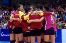 Hạ Hàn Quốc, Việt Nam vào bán kết giải bóng chuyền U19 châu Á