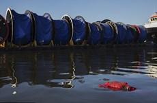 Xác người, rác thải... trôi dạt ở nơi thi đấu Olympic Rio 2016