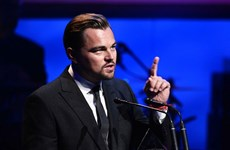 Leonardo DiCaprio được yêu thích nhất ở Teen Choice Awards