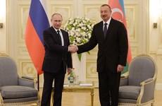 Nga, Iran, Azerbaijan thúc đẩy hợp tác song phương và đa phương