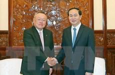 Chủ tịch nước: Việt Nam-Nhật Bản còn nhiều tiềm năng hợp tác kinh tế