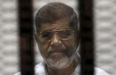 Cựu Tổng thống Morsi kháng án vụ làm gián điệp cho Qatar