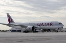 Máy bay hãng Qatar Airways hạ cánh khẩn cấp ở Thổ Nhĩ Kỳ