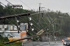Trung Quốc cảnh báo mức cao nhất về sóng biển do bão Meranti