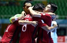 """Futsal World Cup: 8 đội vào vòng 1/8, Việt Nam đối mặt """"cửa tử"""""""