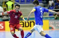 Đội trưởng Bảo Quân nói gì sau khi Futsal Việt Nam lập kỳ tích?