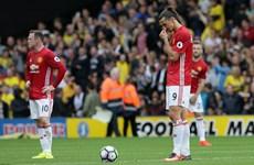 Watford khiến M.U nhận thất bại thứ ba liên tiếp trong vòng 1 tuần