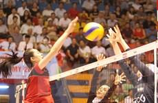 Đội tuyển bóng chuyền nữ Việt Nam thua ngược trước Iran