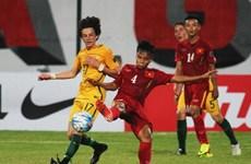U16 Việt Nam giành chiến thắng ngoạn mục trước U16 Australia