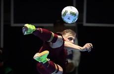 Kết quả chi tiết trận đấu giữa Futsal Việt Nam - Futsal Nga