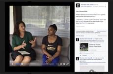 Các tòa soạn dùng Facebook Live để thu hút độc giả như thế nào?