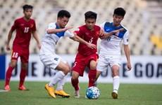 Cận cảnh U16 Việt Nam vào tứ kết, cách World Cup 1 trận đấu