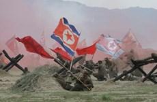 """[Video] Triều Tiên cảnh báo """"trả đũa quân sự"""" Mỹ và Hàn Quốc"""