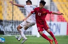 Hữu Thắng trong tốp cầu thủ đáng xem nhất ở tứ kết U16 châu Á