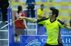 Nguyễn Tiến Minh thua sốc tại Giải vô địch cầu lông toàn quốc
